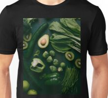 Green food Unisex T-Shirt