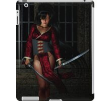 Inconvenient Hazards iPad Case/Skin