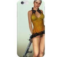 Extreme Caution iPhone Case/Skin