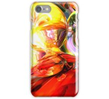 The Method Abstract iPhone Case/Skin