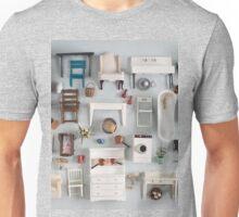Miniature furniture Unisex T-Shirt