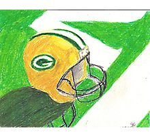 Green Bay Victory Photographic Print