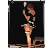 Seductive Service iPad Case/Skin