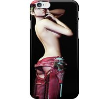 BareBack Revisited iPhone Case/Skin