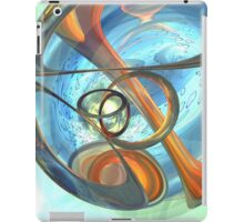 Tranquil Times Abstract iPad Case/Skin