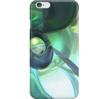 Serenity Achieved Abstract iPhone Case/Skin