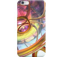 Subtlety Abstract iPhone Case/Skin