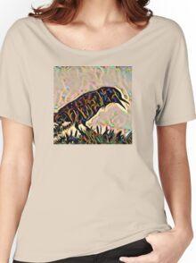 Shamanic Raven Women's Relaxed Fit T-Shirt