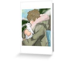 Makoto Tachibana - Season 2 Eternal Summer Greeting Card