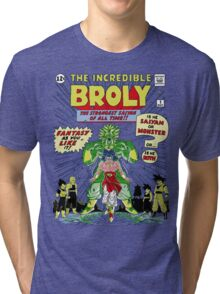 The Incredible Broly Tri-blend T-Shirt