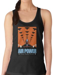 Air Power: Bending Defends Freedom Women's Tank Top