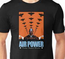 Air Power: Bending Defends Freedom Unisex T-Shirt