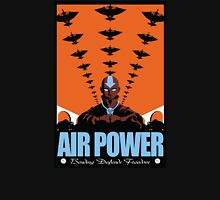 Air Power: Bending Defends Freedom Unisex T-Shirt