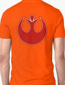 Rebel Alliance Neon Symbol Unisex T-Shirt