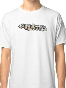 Love art hate cops graffiti Classic T-Shirt