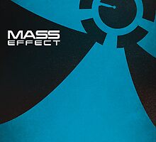 Mass Effect Citadel Minimalist by dylanwest2010