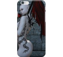 Demonic Love iPhone Case/Skin