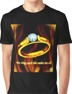 One Ring Graphic T-Shirt