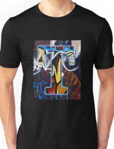 Urban Alphabet T Unisex T-Shirt
