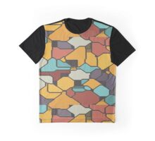 Colorful pieces Graphic T-Shirt