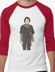 A Girl is... Men's Baseball ¾ T-Shirt