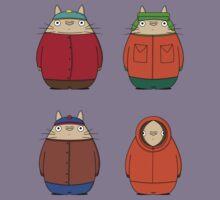 South Park's Neighbors Kids Tee