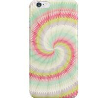 Hypnotizing spiral iPhone Case/Skin