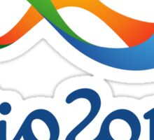 Rio 2016 Olympics Sticker