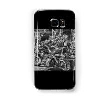 Biking - Harley Davidson Samsung Galaxy Case/Skin