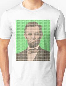 Lincoln - Green Unisex T-Shirt