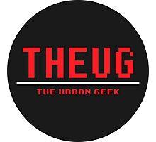 THEUG - The Urban Geek Photographic Print