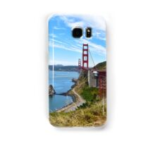 The Golden Gate Bridge Samsung Galaxy Case/Skin