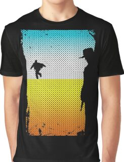And The Gunslinger Followed Graphic T-Shirt