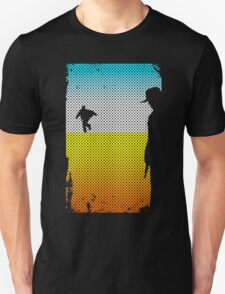 And The Gunslinger Followed Unisex T-Shirt