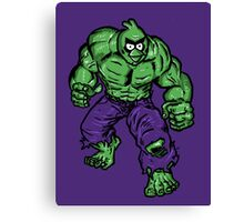 ANGRY! Canvas Print
