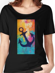 Anchor Painting Women's Relaxed Fit T-Shirt