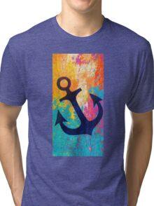 Anchor Painting Tri-blend T-Shirt