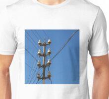 Telegraph Wires Unisex T-Shirt