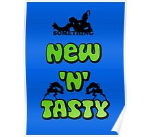 New 'n' tasty Poster