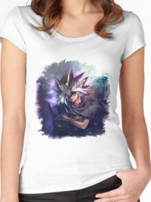 Yu-Gi-Oh! - Atem Women's Fitted Scoop T-Shirt