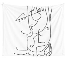 After Picasso B13 Wall Tapestry