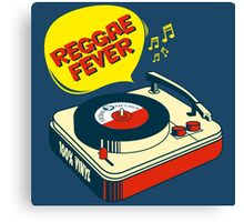 Reggae Fever Canvas Print