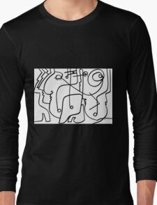 After Picasso 12 Long Sleeve T-Shirt