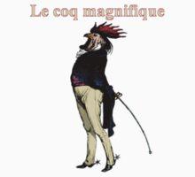 Le coq magnifique by newbs