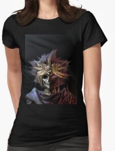 Yu-Gi-Oh! - Skeleton Womens Fitted T-Shirt