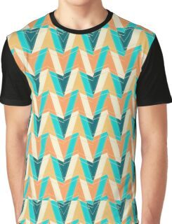 Shapes pattern Graphic T-Shirt
