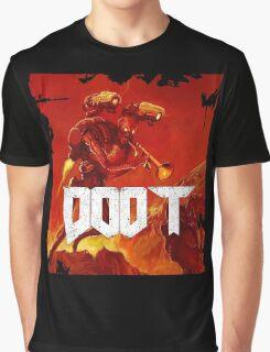 Doom Doot Graphic T-Shirt