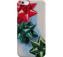 """Three bows"" iPhone Case/Skin"