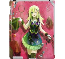 Dark Magician Girl - Magic iPad Case/Skin