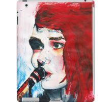 Gerard Way Hand Painted Portait iPad Case/Skin